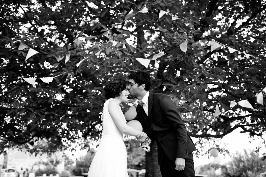 un mariage champetre et colore dans l'yonne