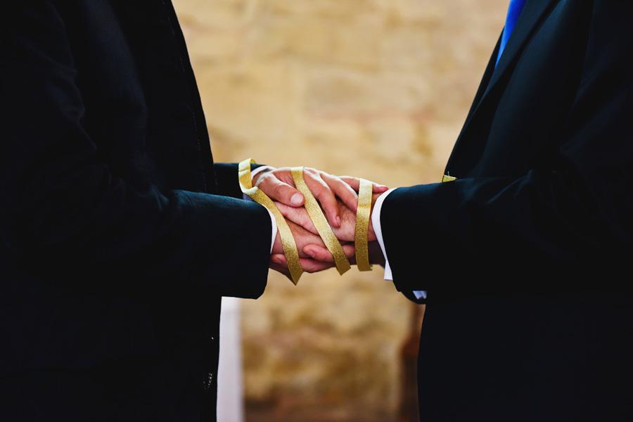un mariage à l'abbaye de Royaumont