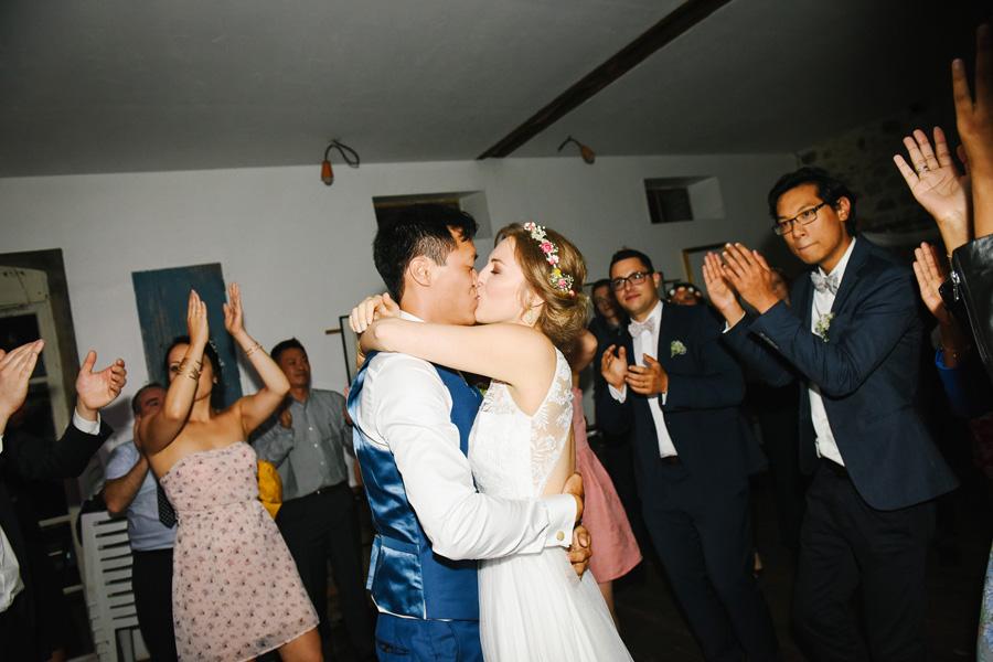soirée de mariage au domaine de la Pépinière