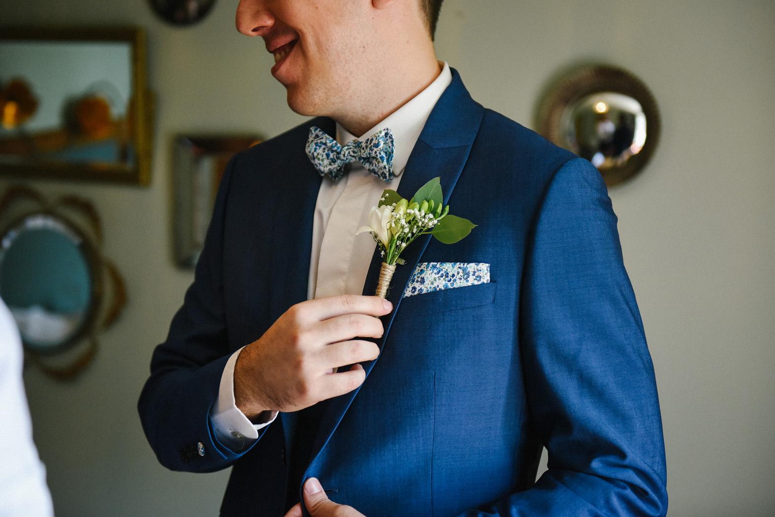 détails préparatifs mariage